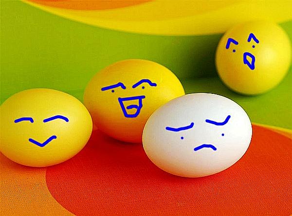 蛋宝宝为什么哭(小班)