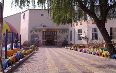 胶州市阜安办事处胜利幼儿园